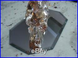 Swarovski Crystal FIGURINE MAMA TIGER