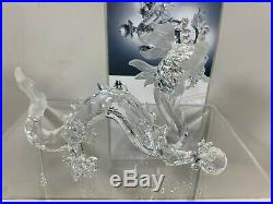 Swarovski Crystal Fabulous Creatures Annual Edition Dragon 1997 MIB / COA