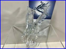 Swarovski Crystal Fabulous Creatures Annual Edition Pegasus 1998 MIB / COA