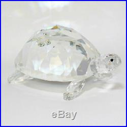 Swarovski Crystal Figurine 010101 ln box Giant Turtle