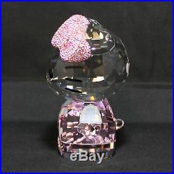 Swarovski Crystal Figurine 1142934 ln box Hello Kitty Hearts