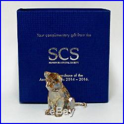 Swarovski Crystal Figurine 5173246 MIB SCS Lion Cub
