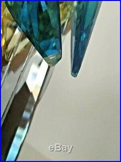 Swarovski Crystal Figurine Birds of Paradise Green Rosella 901601