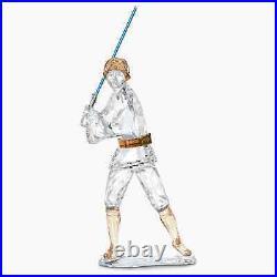 Swarovski Crystal Figurine, Disney Star Wars Luke Skywalker 5506806