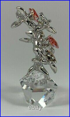 Swarovski Crystal Figurine Flowering Bonsai Tree 0869964 Retired Box Kept