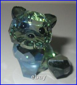 Swarovski Crystal Figurine Lovlots ANDY THE CAT 1119923 New NIB+COA