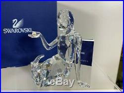Swarovski Crystal Figurine Mermaid 9100 000 020 / 827604 MIB WCOA RETIRED