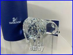 Swarovski Crystal Figurine Mother Bear 9100 000 056 / 866263 MIB WithCOA