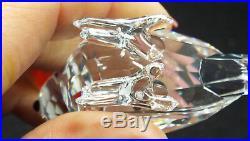 Swarovski Crystal Figurine Parrot #294047, 7621 NR 000 009, Mint in box