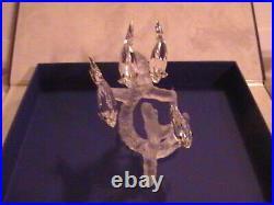 Swarovski Crystal Figurine School of Fish with box/COA Mint A 7644 NR 000 014