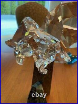 Swarovski Crystal Figurines #874456, Soulmates Eagle
