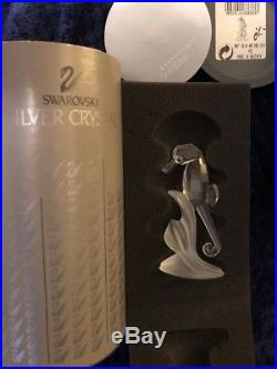 Swarovski Crystal Figurines Huge Lot! Swarovski Animal Figures Boxes-Canisters