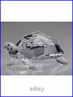 Swarovski Crystal Giant Turtle Tortoise Huge & Rare 7632 240 000 / 010101 MIB