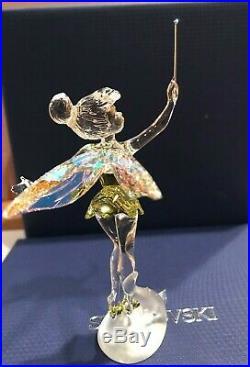 Swarovski Crystal Green Tinkerbell Fairy #1073747, Mint