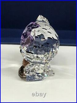Swarovski Crystal HELLO KITTY BEAR Figurine #1096879 NEW in Box MINT