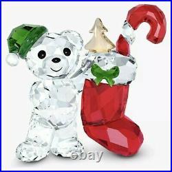 Swarovski Crystal Kris Bear Christmas Annual Edition 2020 NEW IN BOX 5506812