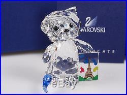 Swarovski Crystal Kris Bear FRANCOIS 883412 Retired 2007 New In Box 393