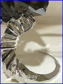 Swarovski Crystal Limited Edition 2015 Pair Of Bald Eagles BNIB Rare 5063130