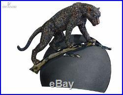 Swarovski Crystal Limted Edition Myriad Moonlight Black Jaguar BNIB 5020127