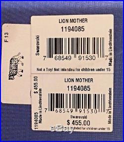 Swarovski Crystal Lion Mother (Animal World) 1194085