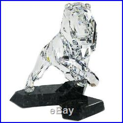 Swarovski Crystal Lion Soulmates Figurine Medium with Box Limited