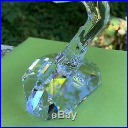 Swarovski Crystal Lovebirds Collection 5379552 Figurine Statue EXCELLENT