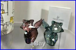 Swarovski Crystal Lovlots Marie & Pierre 9100 000 141 / 495010 MIB WithCOA NEW