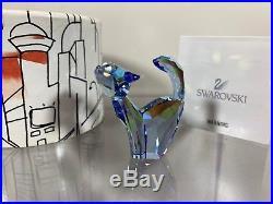 Swarovski Crystal Lovlots Tom The Cat 9100 000 369 / 1120210 MIB WithCOA