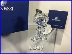 Swarovski Crystal Mint Kris Bear International Fritz Germany 884452 MIB WithCOA