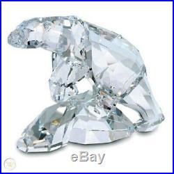 Swarovski Crystal Mint NANUC POLAR BEAR 837477 9600 000 032 Mint in Box