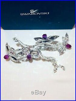 Swarovski Crystal Orchids