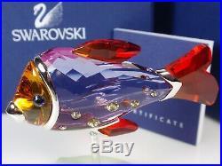 Swarovski Crystal Paradise, Camaret Retired 2005 Mib 626205