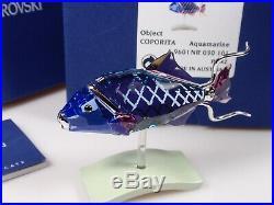 Swarovski Crystal Paradise, Coporita Retired 2005 Mib #626200