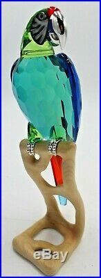 Swarovski Crystal Paradise Macaw