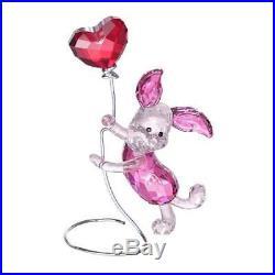 Swarovski Crystal Piglet From Winnie The Pooh Disney Figurine 1142890 Brand New