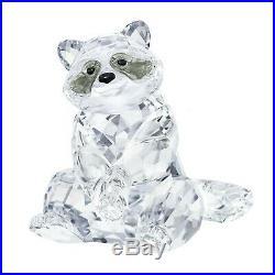Swarovski Crystal RACCOON 5301563