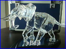 Swarovski Crystal SCS LIMITED EDITION The Elephant BNIB MINT 2006 Retired RARE