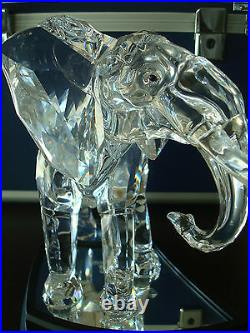 Swarovski Crystal SCS LIMITED EDITION The Elephant Collection 2006 Retired RARE