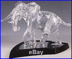 Swarovski Crystal SCS Limited Edition 2006 Elephant Large MIB COA Free Ship