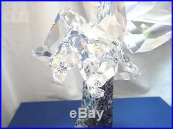 Swarovski Crystal SOULMATES EAGLE 874456 Preowned Excellent Condition Org Box