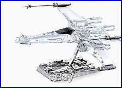 Swarovski Crystal STAR WARS X-WING STARFIGHTER DISNEY RARE 5506805 BRAND NEW