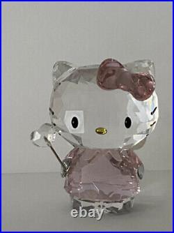 Swarovski Crystal Sanrio Hello Kitty Fairy Wings Wand Mint 1191890
