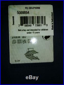 Swarovski Crystal Soulmate Dolphin #5069654 955350 Bnib Msrp $1195
