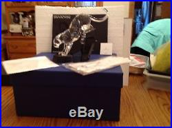 Swarovski Crystal Soulmate Panther 5155678 / 874337 Authentic Retired 2011 Bin