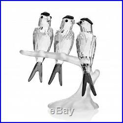 Swarovski Crystal Swallows Feathered Beauties 9100 000 077 892039 Birds Bird