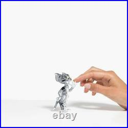 Swarovski Crystal Tom and Jerry Tom Figurine Decoration 5515335