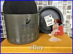 Swarovski Crystal Toucan Color Beak Bird Figurine 7621NR000006 RETIRED
