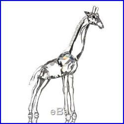 Swarovski Crystal Vintage Baby Giraffe