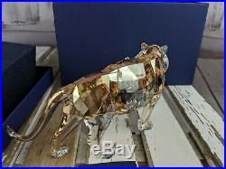 Swarovski Crystal endangered wildlife tiger mom 1003148 large