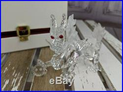 Swarovski Crystal zodiac dragon chinese 1997 fabulous creatures